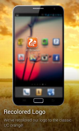 211 دانلود بهترین مرورگر اندروید UC Browser v9.8.0