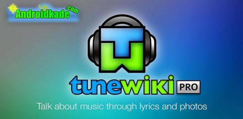 نسخه جدید برنامه ی TuneWiki Pro v4.2.0