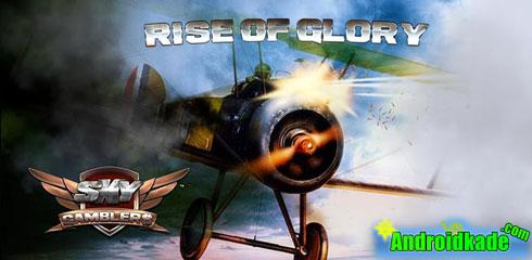 بازی  خاطره انگیز Sky Gamblers: Rise of Glory (Full) v1.5.3