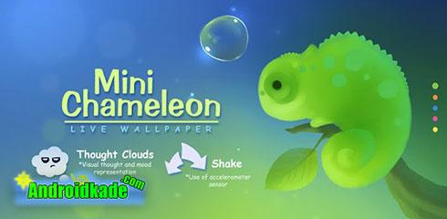 والپیپر فوق العاده زیبای Mini Chameleon v1.0.2
