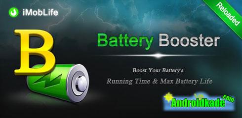 دانلود برنامه بهینه ساز باتری اندروید Battery Booster v6.0