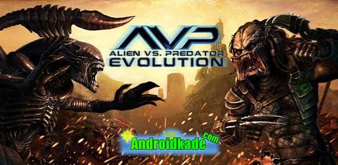 دانلود بازی اکشن و گرافیکی AVP: Evolution v1.0.1 همراه دیتا