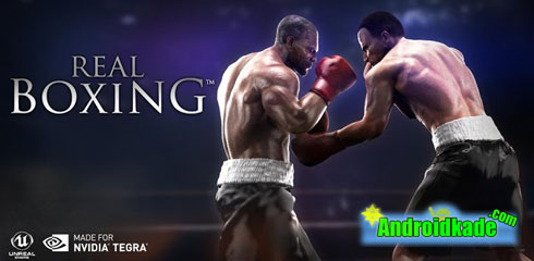 دانلود بازی بوکس واقعی Real Boxing v1.0 همراه دیتا