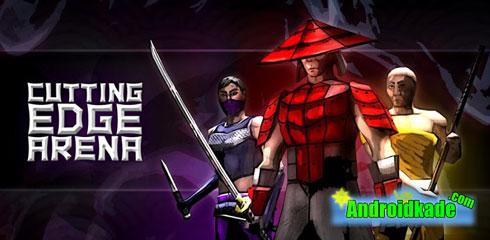 دانلود بازی چنگجویان افسانه ای Cutting Edge Arena v1.0