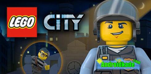 دانلود بازی شهر لگو LEGO City Spotlight Robbery 1.0.1
