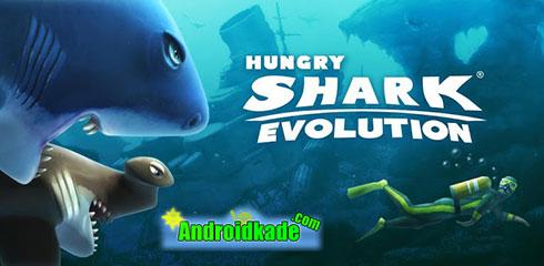 دانلود بازی Hungry Shark Evolution 1.3.14 به همراه دیتا