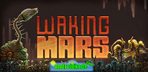 دانلود بازی سفر به  مریخ Waking Mars v2.0.1 همراه دیتا