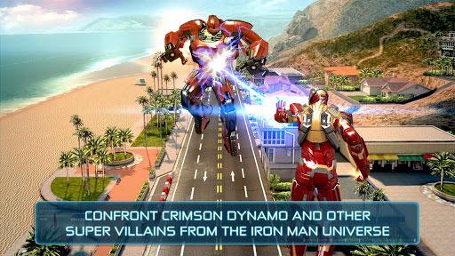 دانلود Iron Man 3 1.6.9g – بازی مرد آهنی ۳ اندروید + دیتا
