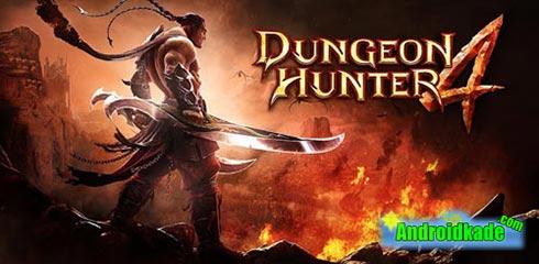 دانلود بازی گرافیکی و فوق العاده Dangeon Hunter 4 1.0.1 به همراه دیتا