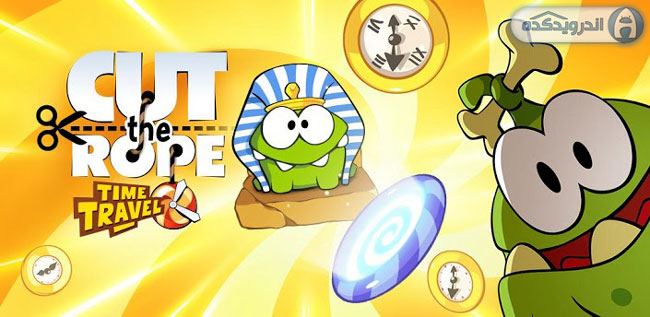     :    Cut the Rope: Time Travel HD v1.2
