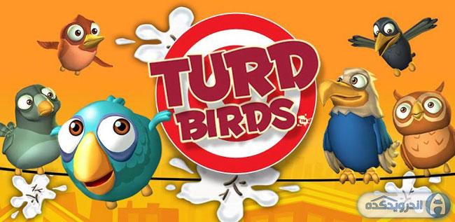 دانلود بازی پرندگان Turd Birds v1.0.0.051