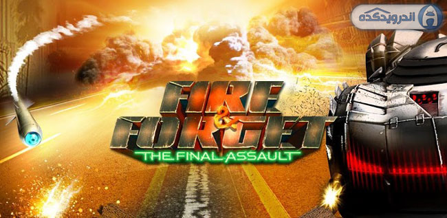        Fire &#038; Forget Final Assault