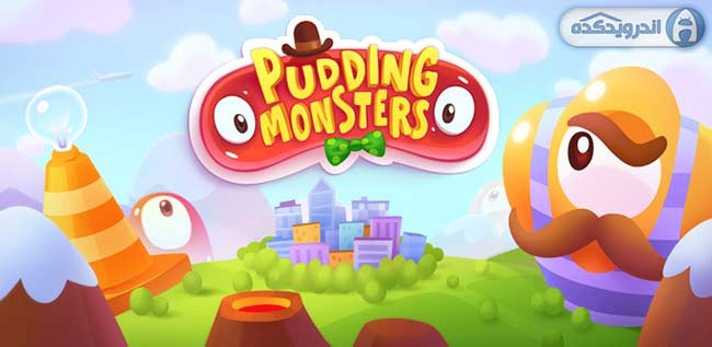       Pudding Monsters HD v1.2