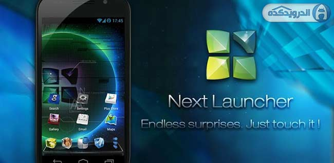     Next Launcher 3D v1.31  