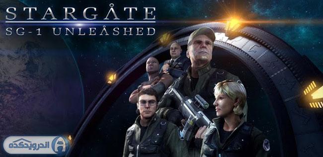 دانلود بازی دروازه ستارگان : قسمت اول Stargate SG-1: Unleashed Ep 1 v1.0.1