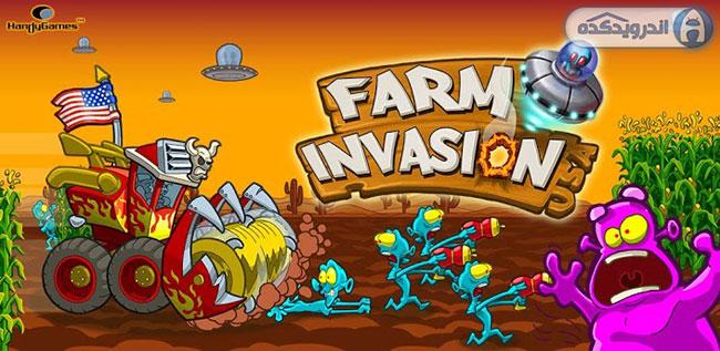 دانلود بازی هیجان انگیز Farm Invasion USA – Premium v1.2.1