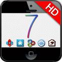 دانلود مجموعه تم و والپیپر گرافیکی iOS7 – iPhone HD 5 in 1 Theme 2.0