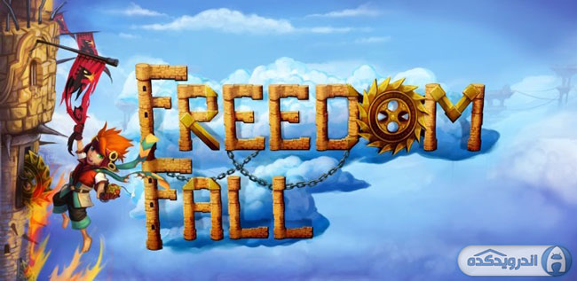 دانلود بازی پاییز آزادی Freedom Fall v1.02