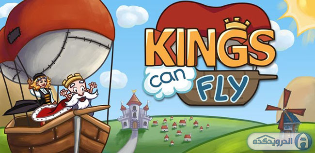 دانلود بازی فکری Kings Can Fly v1.3.4