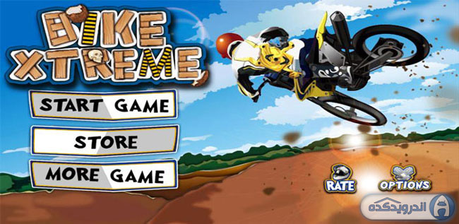 دانلود بازی موتور سواری Bike Xtreme v1.4