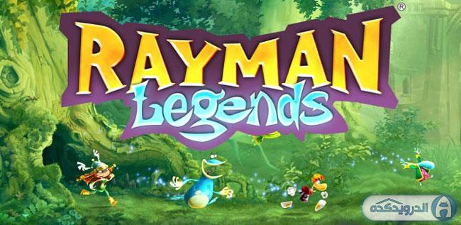 دانلود بازی ریمن و افسانه جعبه Rayman Legends Beatbox v1.0.0