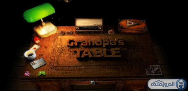 دانلود بازی میز پدر بزرگ Grandpa's Table HD v1.01
