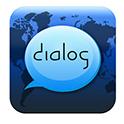"""دانلود برنامه Dialog v2.0 -نرم افزار اندروید چت روم فارسی """"دیالوگ"""""""