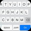 دانلود کیبورد ایفون iOS 7 Keyboard – iPhone Emoji v1.9