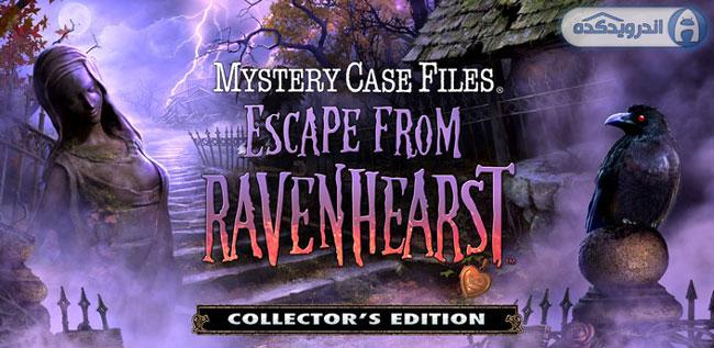 دانلود بازی فرار از ریون هرست Escape From Ravenhearst CE v1.0.0.0 همراه دیتا