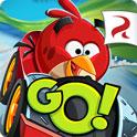 دانلود بازی پرندگان خشمگین : مسابقات ماشین سواری Angry Birds Go! v1.6.0 + مود + تریلر