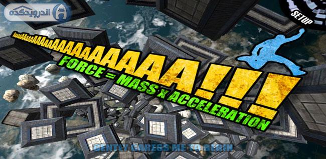 دانلود بازی سقوط آزاد AaaaaAAaaaAAAaaAAAAaAAAAA v1.7.1 اندروید + مود + تریلر
