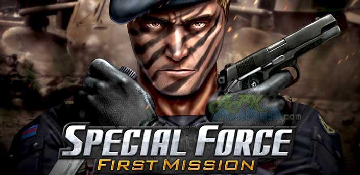دانلود بازی اولین ماموریت نیروهای ویژه First Special Forces Mission – FPS Games v1.1 همراه دیتا