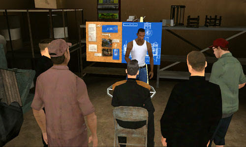 Grand Theft Auto: San Andreas v1.07