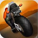 دانلود بازی موتور سواری در اتوبان Highway Rider v1.6.1