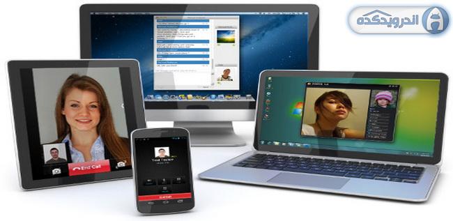 دانلود برنامه برقراری تماس به وسیله ی وای فای Zoiper IAX SIP VOIP Softphone v1.8