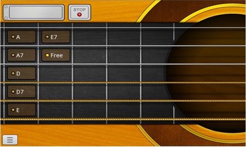 بهترین برنامه گیتار اندروید