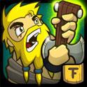 دانلود بازی زیبا و هیجان انگیز Bardbarian: Golden Axe Edition v1.4.4 + تریلر