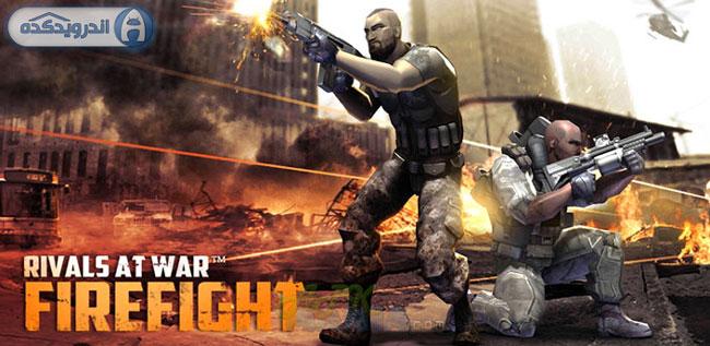 دانلود بازی رقبا در جنگ: درگیری Rivals at War: Firefight v1.3.2