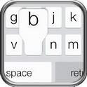 دانلود کیبورد آیفون ۵ اس iPhone 5s Keyboard iOS 7 v3.12