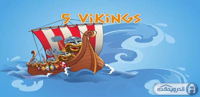 دانلود بازی وایکینگ ها Vikings v1.2.0