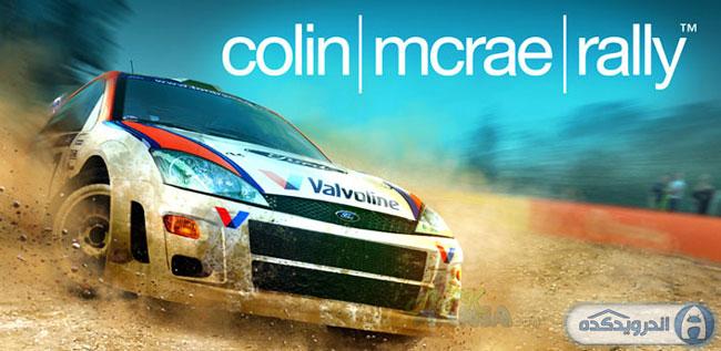 دانلود بازی رالی کالین مک رایی Colin McRae Rally v1.02 همراه دیتا + تریلر