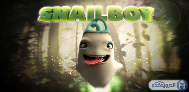 دانلود بازی ماجراجویی پسر حلزونی Snailboy – An Epic Adventure v1.1.2 + بدون نیاز به دیتا