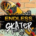 دانلود بازی اسکیت باز بی پایان Endless Skater v1.01 بدون نیاز به دیتا + تریلر