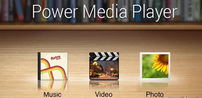 دانلود برنامه مدیا پلیر Power Media Player v5.3.0 اندروید