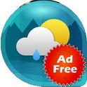 دانلود برنامه ساعت و پیش بینی آب و هوا Weather & Clock Widget Full v1.0.1