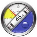 دانلود برنامه شیب سنج Clinometer + bubble level 2.1