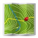 دانلود برنامه قطب نما حرفه ای BackCountry Navigator TOPO GPS v5.4.9 اندروید