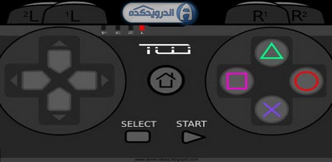 دانلود برنامه تبدیل گوشی به دسته بازی BT Controller v1.5.5