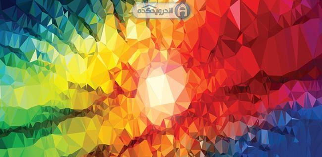 دانلود مجموعه تصاویر زمینه Crystalline Wallpaper Pack v1.1