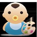 دانلود برنامه نقاشی کودکانه دیما Dima Paint v1.0